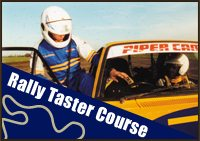 rally taster course